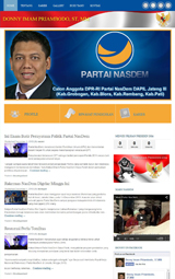 website donny imam priambodo, S.t, m.m