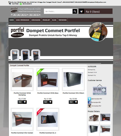 WEBSITE-DOMPETPROTFERL