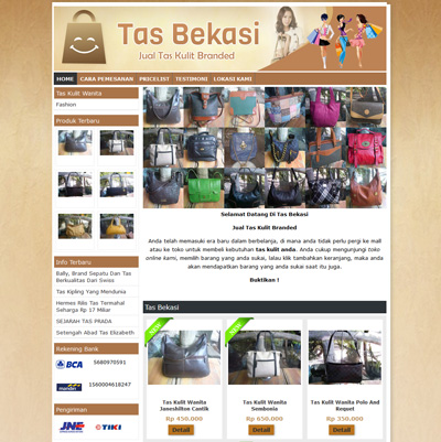website-tasbekasi