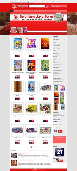 Paket Toko Online - www.jayasprei.com