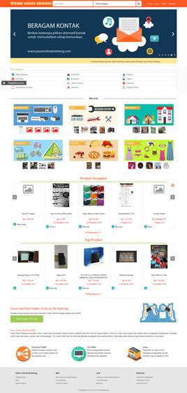 Paket Marketplace Custom - www.pasaronlinebuleleng.com