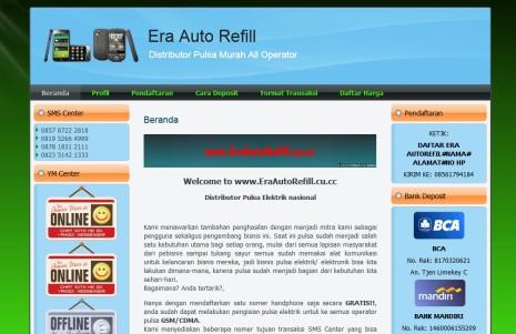 Jasa Pembuatan Website di Amuntai