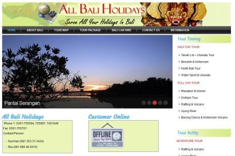 Web Murah Bali
