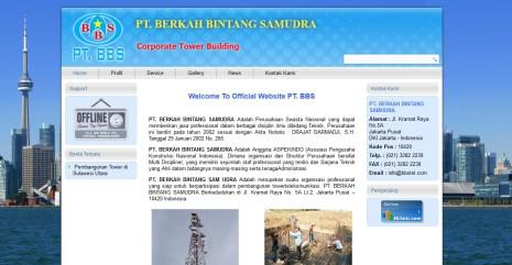 Jasa Pembuatan Website di Bandung Barat