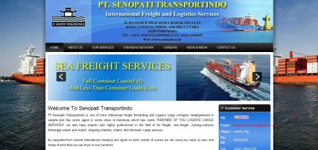 Pembuat website profesional