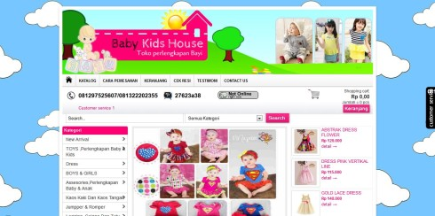 Jasa Pembuatan Website E-commerce