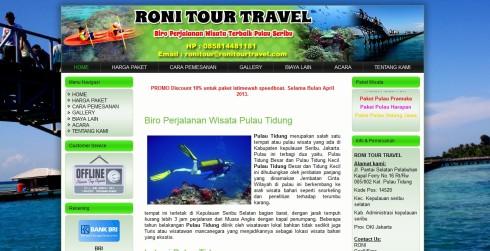 Jasa pembuatan website di Deli Serdang