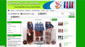 Jasa Desain Toko Online