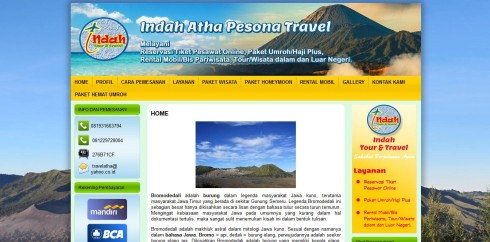 Jasa Buat Web WordPress 1