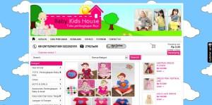 Buat Website Toko Online Murah