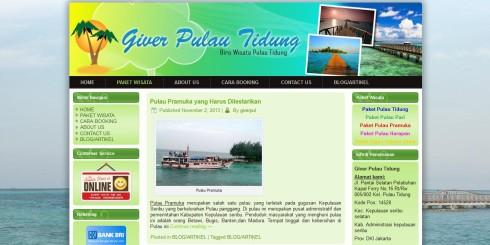 Jasa Pembuatan Website di Flores Timur