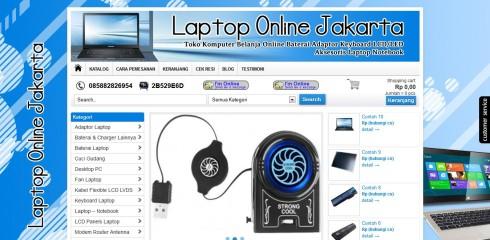 toko online laptop