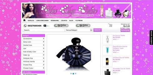 toko online murah medan