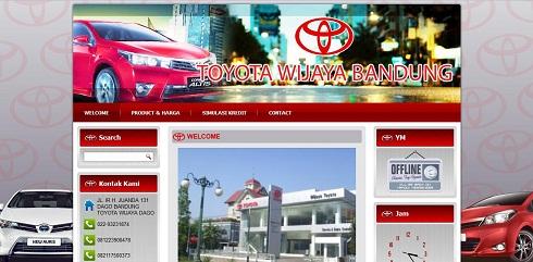 web profile bandung