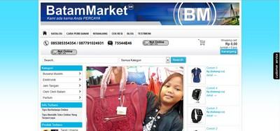 www.batammarket.com Sudah Jadi