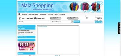www.malashopping.com Sudah Jadi