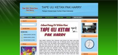 www.tapeulipakharry.com Sudah Jadi