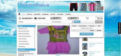 www.tokoanieva.com Sudah Jadi