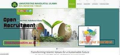 www.unukaltim.ac.id Sudah Jadi