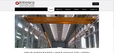www.integra-crane.com Sudah Jadi