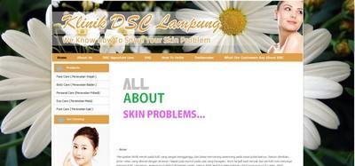 www.klinikdsclampung.com Sudah Jadi