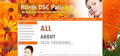 www.klinikdscpalu.com Sudah Jadi