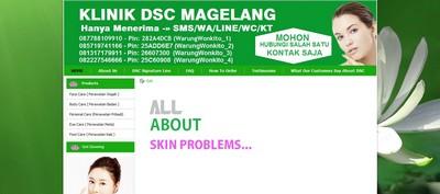 www.klinikdscmagelang.com Sudah Jadi