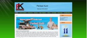 www.perisaikurir.com Sudah Jadi