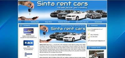 www.sintarentcar.com Sudah Jadi