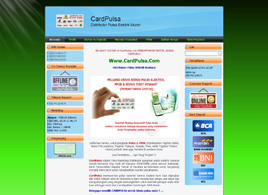 Contoh Desain - CardPulsa.com