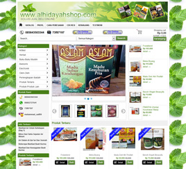 www.alhidayahshop.com
