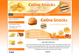 www.celinesnacks.com