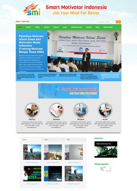 contoh desain smartmotivatorindonesia
