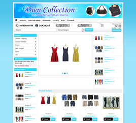 www.diencollection.com