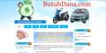 Website www.butuhdana.com Sudah Jadi