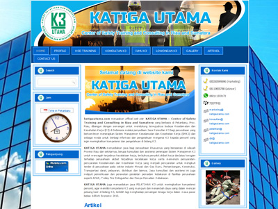 website katiga utama