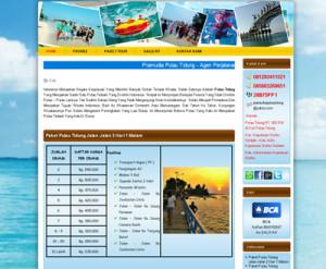 website pramudia pulau tidung