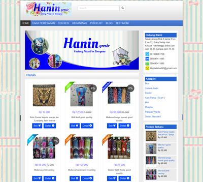 website-hanin