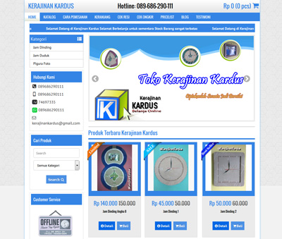 website-kerajinann-kardus