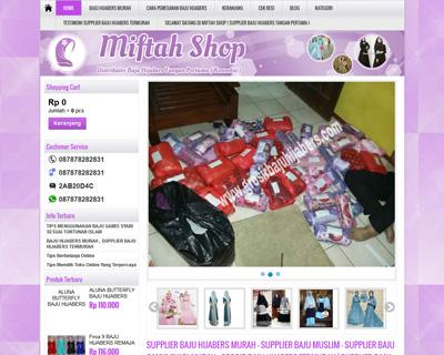 website-miftah-shop