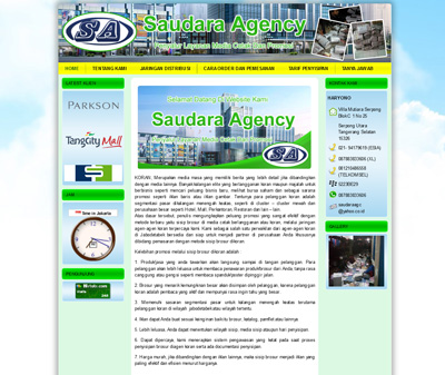 website-saudaraagency