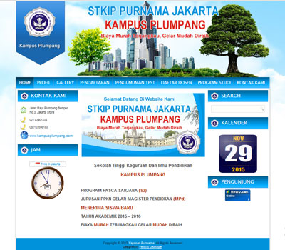 WEBSITE-KAMPUS[LUMPUNG