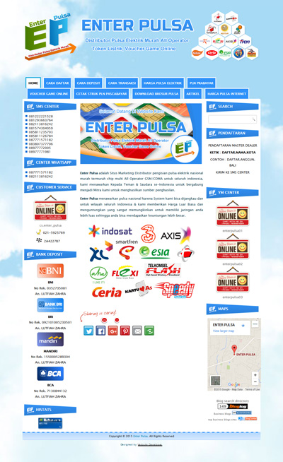 website-enterpulsa