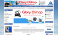 Website www.glory-olshop.com Sudah jadi