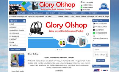 website-gloryolshop