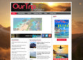 Website www.ourtrip.co.id Sudah jadi