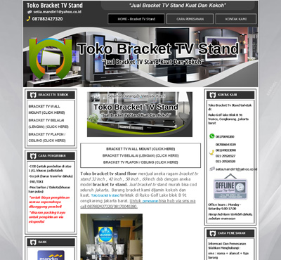 website-tokobracket