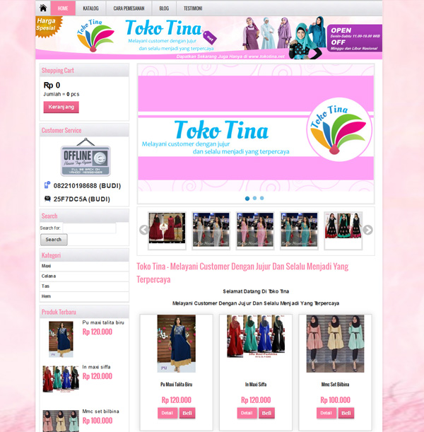 website-tokotina