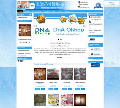 website-dna-olshopt