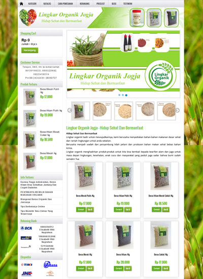 website-lingkar-organik